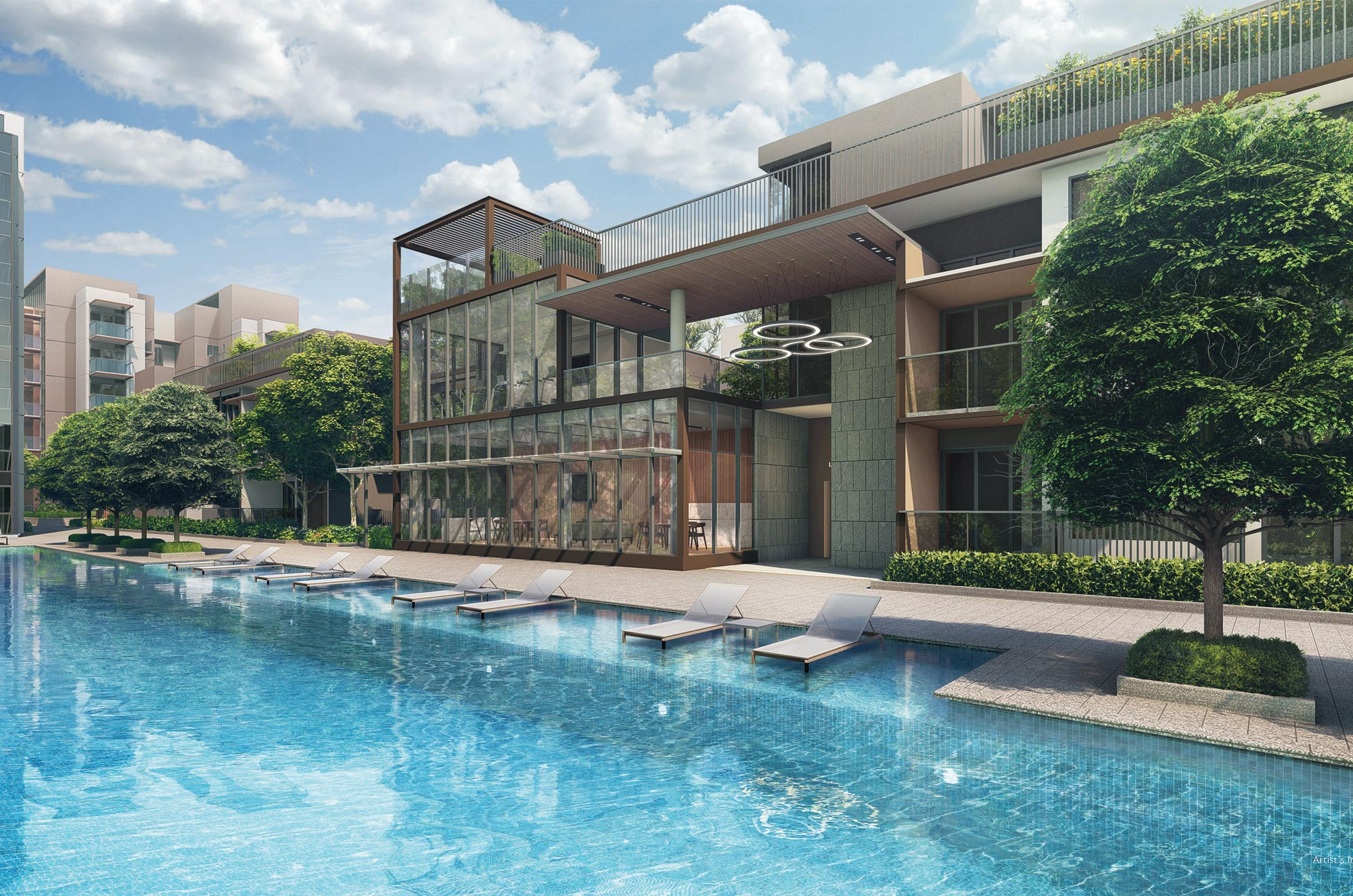 FOURTH AVENUE RESIDENCES | SHOWFLAT HOTLINE: (+65) 6100-0368 | SMS & WHATSAPP HOTLINE: (+65) 9648-1730